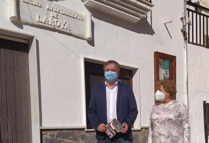 La Junta ayuda al Ayuntamiento de Laroya a reforzar el personal de limpieza frente al COVID