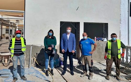 La Junta destina más de 71.700 euros a infraestructuras municipales en Laujar de Andarax