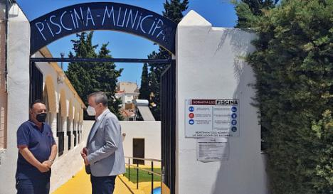 La Junta invierte más de 72.400 euros en Lúcar y reparar daños de la DANA