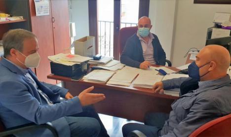 La Junta ayuda a municipios como Senés a fijar la población