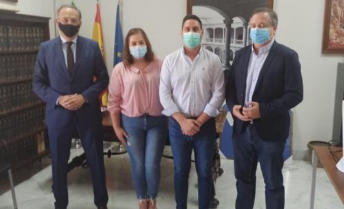La Junta ayuda a Vélez-Blanco a luchar contra el COVID con más de 19.000 euros