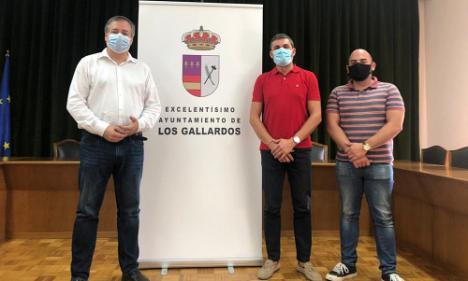 Las ayudas de la Junta frente al COVID llegan a Los Gallardos y Lubrín