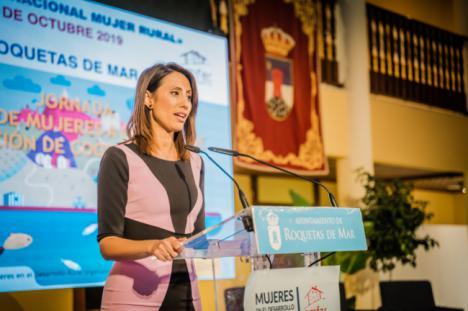 Roquetas vuelve a ser centro de la conmemoración del Día de la Mujer Rural