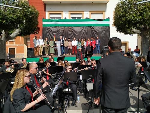 Convivencia para celebrar el Día de Andalucía en Huércal de Almería