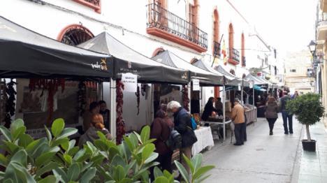 El VII Día del Aceite y X Muestra Empresarial de Canjáyar reune a toda la comarca