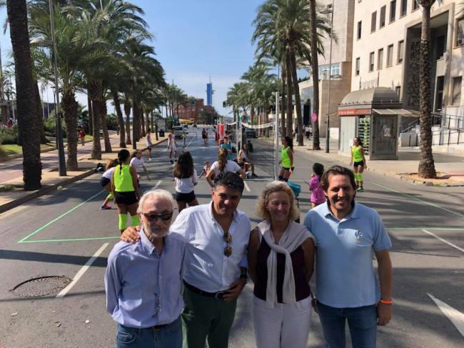 Miguel Cazorla: 'El éxito del Día del Deporte se debE a la gran colaboración de todas las federaciones'