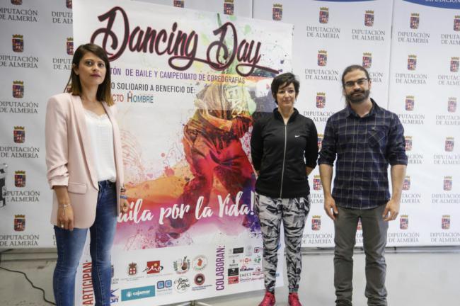 Proyecto Hombre invita a bailar por la vida en su 'VII Dancing Day'