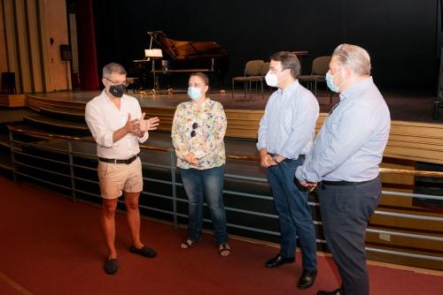 El curso de Técnica Vocal 'Costa de Almería' es referente en formación musical