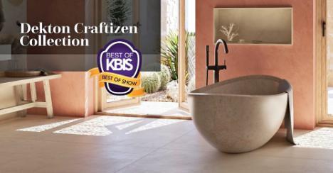 La industria de la cocina y el baño de Estados Unidos reconoce la innovación de Cosentino