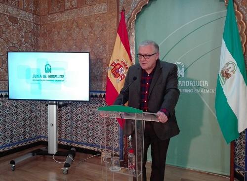 La Junta destina 238.100 euros a impulsar los Centros Comerciales Abiertos en Almería