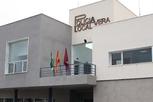 Reubicación provisional de la Guardia Civil de Vera en dependencias de Policía Local