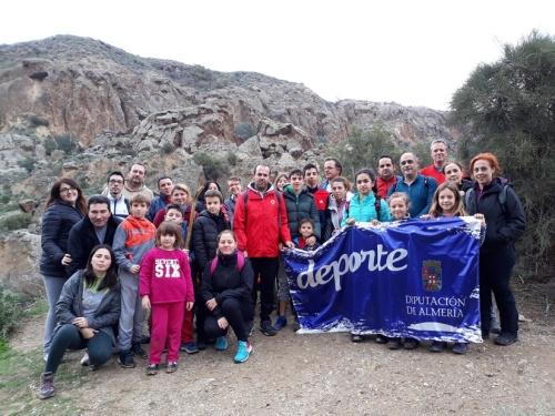 Comienza la nueva edición de 'Deporte en Familia' de Diputación