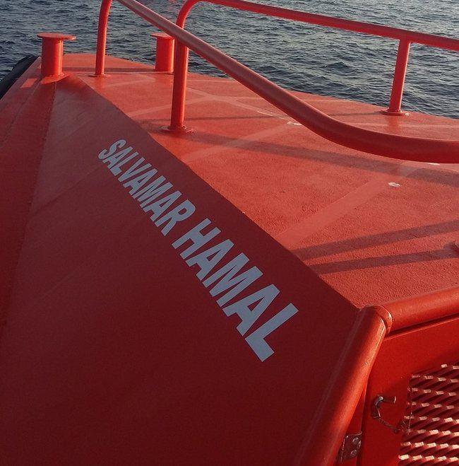 Rescatados 107 subsaharianos de dos pateras que navegaban por Mar de Alborán