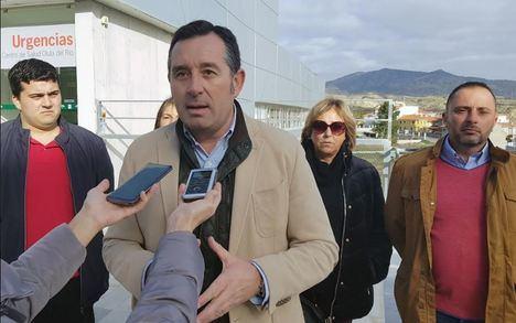 """El PSOE afea al alcalde de Olula del Río su """"falta de diligencia"""" para el pleno sobre los """"déficits"""" de salud"""