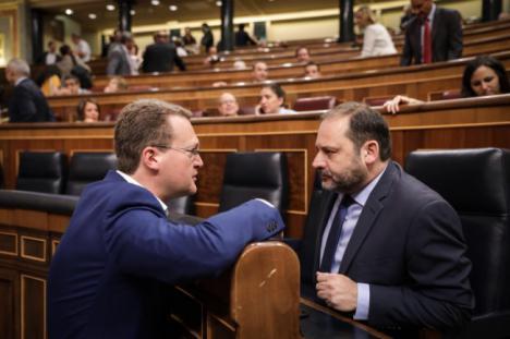 """Diego Clemente: """"Ábalos miente al afirmar que el Corredor Mediterráneo conectará Algeciras con la frontera francesa en 2021"""""""