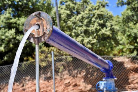 Diputación mejora las redes hídricas de Dalías, Los Gallardos, Castro de Filabres y Arboleas