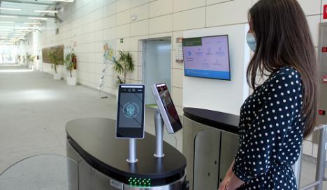 El PITA implanta el acceso por reconocimiento facial y control de temperatura