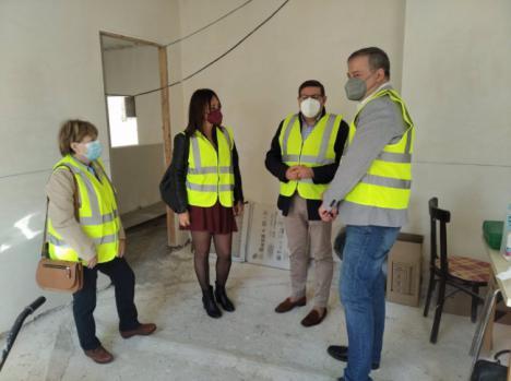 Junta invierte más de 146.000 euros en infraestructuras de Terque en dos años