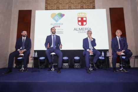 Junta y Diputación respaldan sin fisura la canditura de Almería como Capital Gastronómica de España