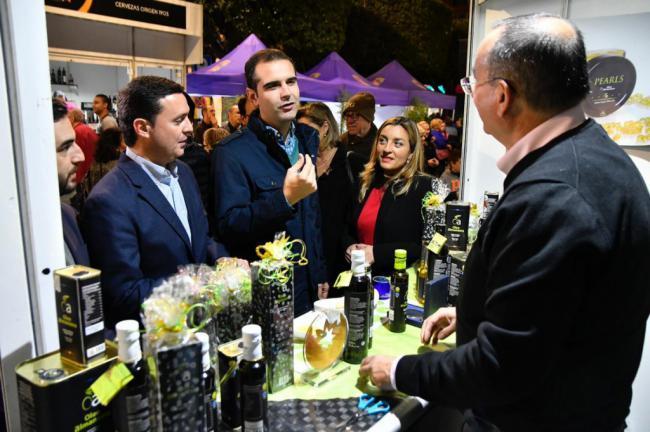 La Feria 'Sabores Almería' se estrena en el Paseo