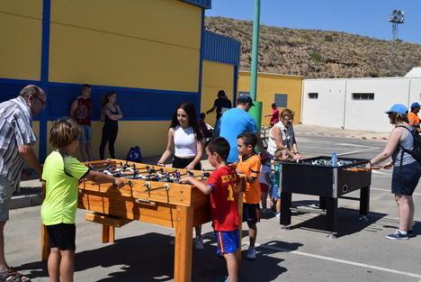 Gádor inicia las actividades del verano con una gran fiesta del deporte