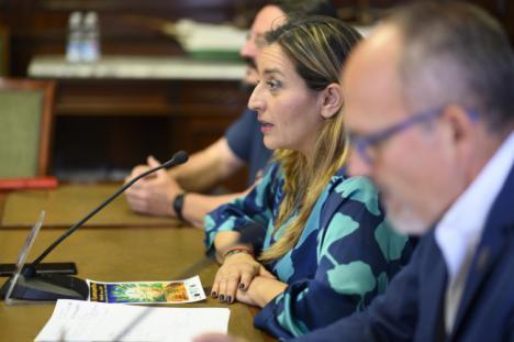 Diputación colabora con el IV Ecoencuentro de Almócita
