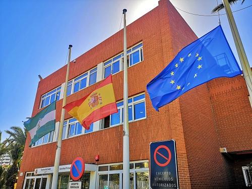 La Autoridad Portuaria de Almería reduce la actividad presencial en algunos servicios