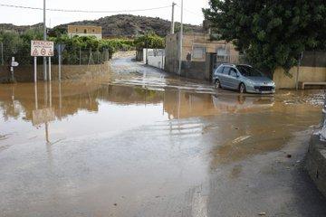 PP, Cs y Adelante Andalucía piden zona catastrófica para Almería