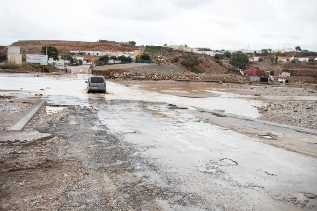 Fondón y Paterna del Río contarán con más de 75.000 euros para paliar DANA