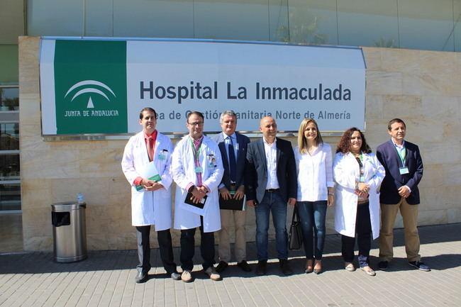 Por primera vez desde 2010 los quirófanos de La Inmaculada no cerrarán este verano