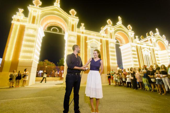 El coste de la iluminación de Feria superará los 83.000 euros