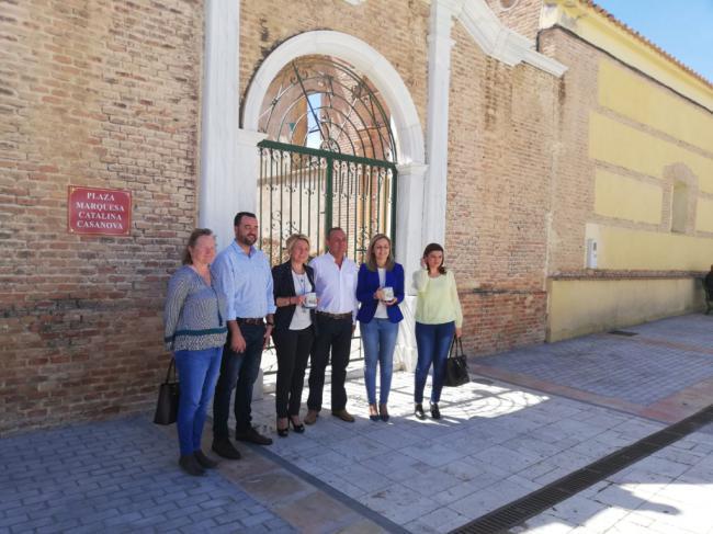 El PP de Cantoria apuesta por una actuación integral en el Palacio del Almanzora
