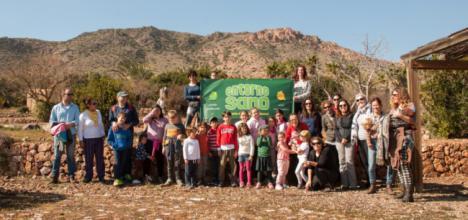 El Proyecto Entorno Sano se cuela en el Desembarco de San José