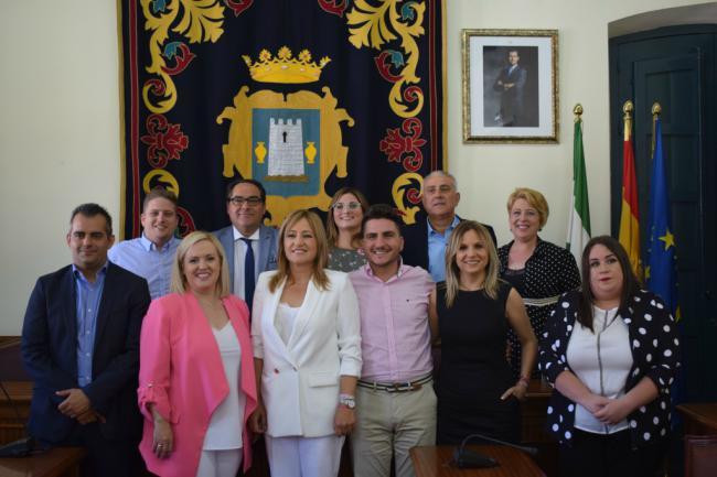 Pérez pide en Níjar unanimidad para saltar de la crispación política a valores positivos