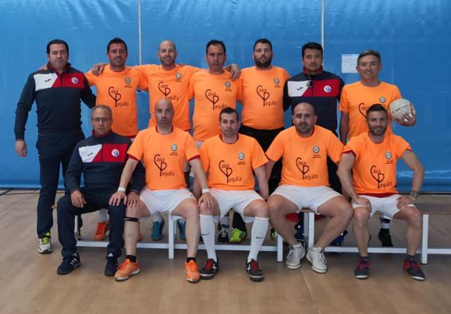 La Autoridad Portuaria de Almería logra su 10º Campeonato Interpuertos de España de Fútbol Sala