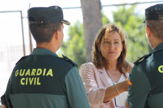 Interior acepta la parcela municipal para ampliar el cuartel de Guardia Civil de Níjar