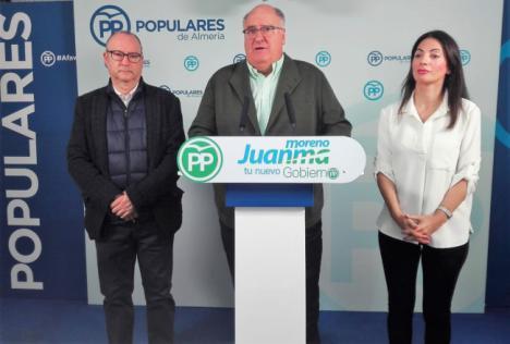El cierre de Cemex llega al senado con el Partido Popular