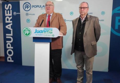 El PP solicitará en el Senado que una Comisión de Inmigración conozca Almería
