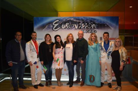 La Banda de Música de Níjar rinde tributo al festival de Eurovisión