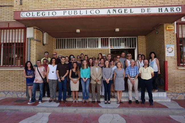 La Junta de Andalucía distingue a Vera y Viator con los Premios Educaciudad 2017