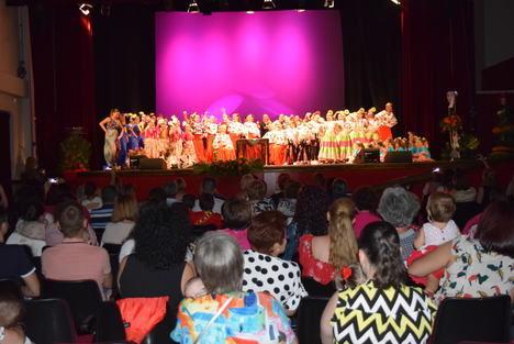 Noche de arte y duende en el Festival de Baile Flamenco y Fit-Flamc de Gádor