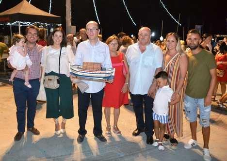 Pregón de Víctor Varón en honor a la Virgen del Carmen y Santa Ana 2018