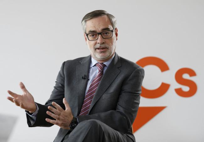 Ciudadanos se traerá a Villegas para encabezar la lista al Congreso por Almería