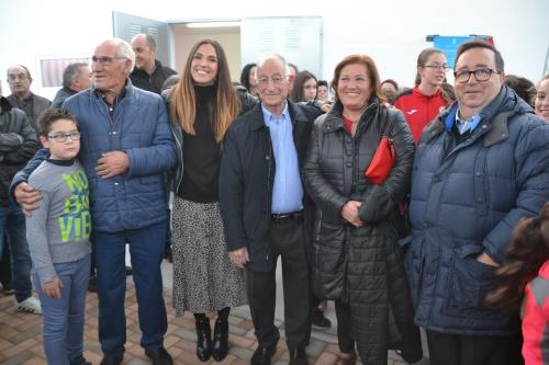 Roquetas felicita a Carmen Martín tras ser nombrada mejor jugadora de balonmano
