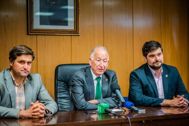 Gabriel Amat: 'No vamos a permitir que se dañe la imagen del municipio'