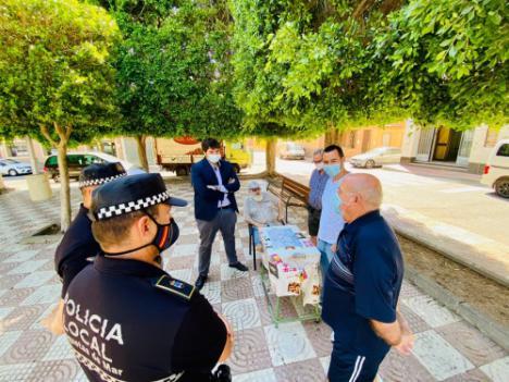 Abierta la participación para la red de carriles bici a Cortijos de Marín
