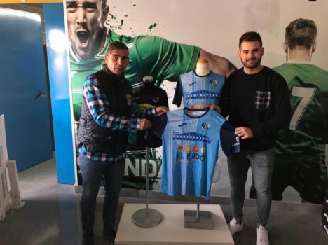 Elian refuerza el plantel de fútbol sala y podrá viajar a Melilla