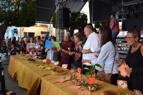 Comienza la Feria del Mediodía en Gádor con degustación de morcilla y concurso de tortillas