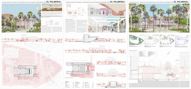 Así será la Ciudad de la Cultura cuyo coste rondará los 7 millones de euros