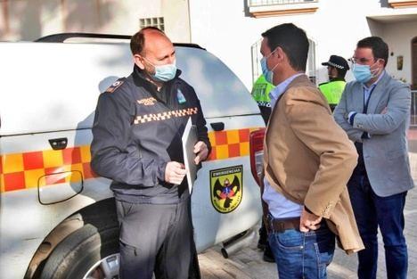 Diputación lanza una nueva línea de ayudas a los municipios por el COVID